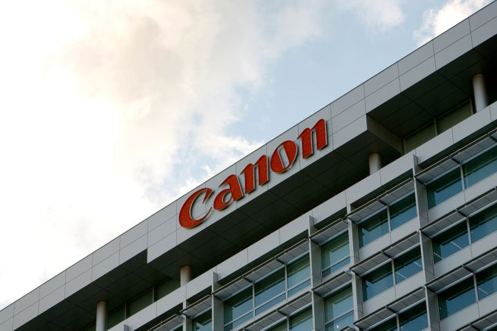Canon: Die Zentrale liegt in Tokio