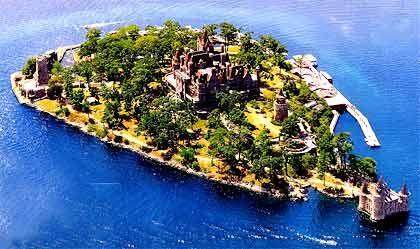 Boldt Castle, New Jersey, nicht zu kaufen.