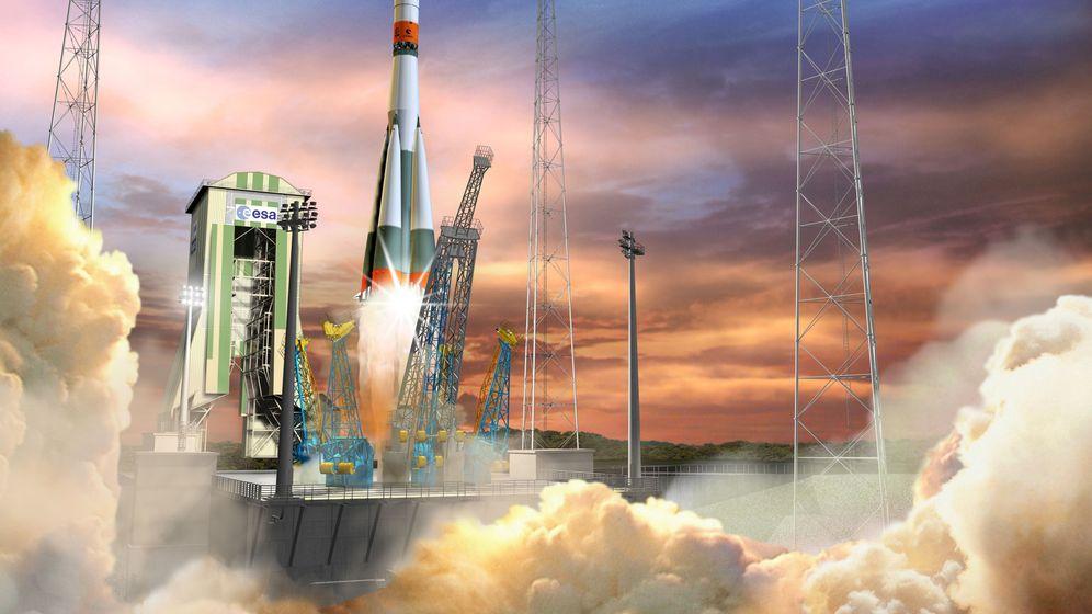 Galileo-System: Start frei für die Weltraumwegweiser