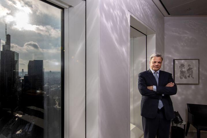 Zu viel Härte, zu wenig Herz: Nächster Commerzbank-Chef Manfred Knof