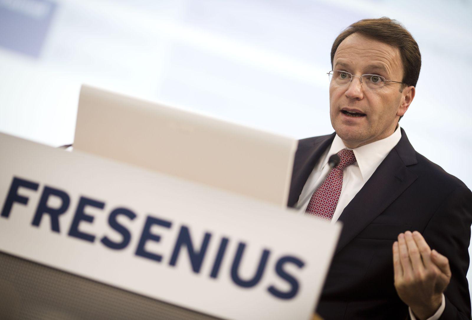 Fresenius / Ulf Schneider