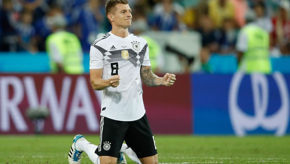 Torschütze Toni Kroos: Ist er der neue Anführer und Antreiber in der deutschen Fußballnationalmannschaft?