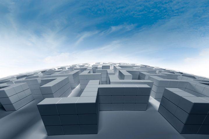 Gestalter oder Getriebener? Wenn Ihnen Ihre Büroorganisation wie ein Labyrinth vorkommt, hilft nur radikale Vereinfachung