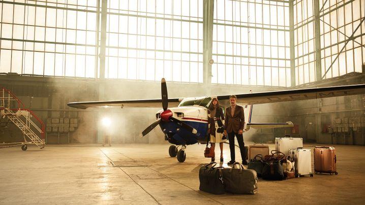 Outfit für Geschäftsreisen: Der perfekte Flug