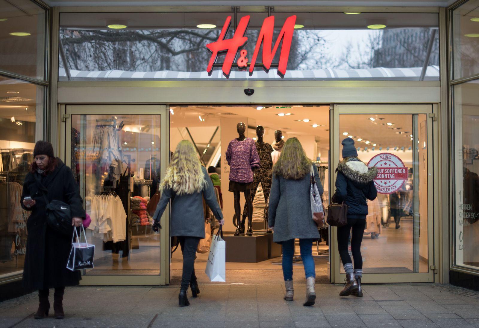 H&M Filiale Berlin