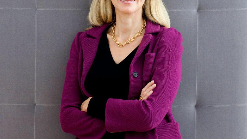 Vergleich mit der Ex-Firma: Die frühere SKW-Chefin Ines Kolmsee kommt glimpflich davon