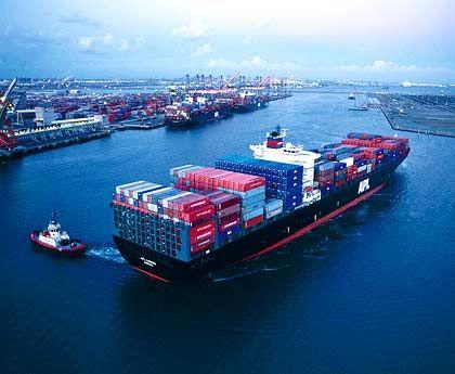 """NOL-Schiff """"APL Canada"""": """"Der Markt geht gerade dramatisch runter"""""""