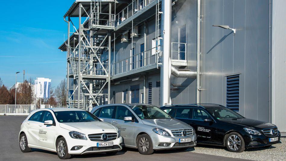 Firmenwagen: Sauber sollten sie sein, und die Mitarbeiter darin extrem freundlich - das zahlt aufs Image ein