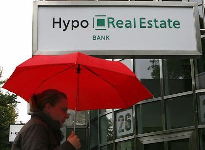 """Hypo Real Estate: """"Der Staat muss seine Handlungsfähigkeit sichern"""""""