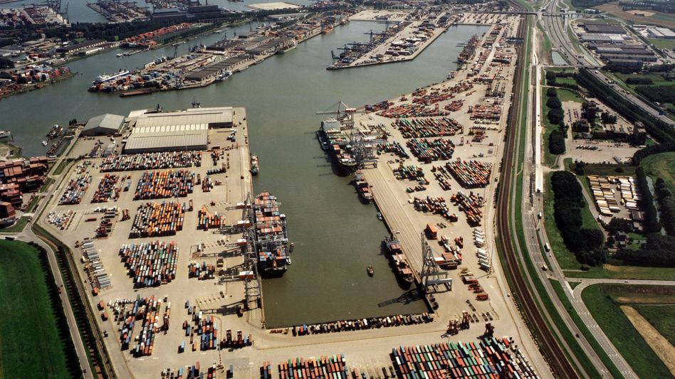 Hafen Rotterdam: Größter Port Europas will Schiffe aus Japan auf Verstrahlung kontrollieren