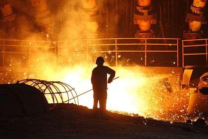 """Edle Beigabe: Die boomende Stahlindustrie in Fernost hat stark zum Aufschwung bei den """"seltenen Metallen"""" beigetragen"""