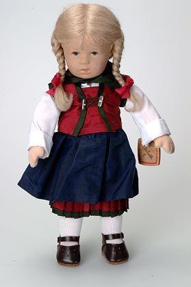 Wir können auch liebe Mädchen: Kruse-Puppe
