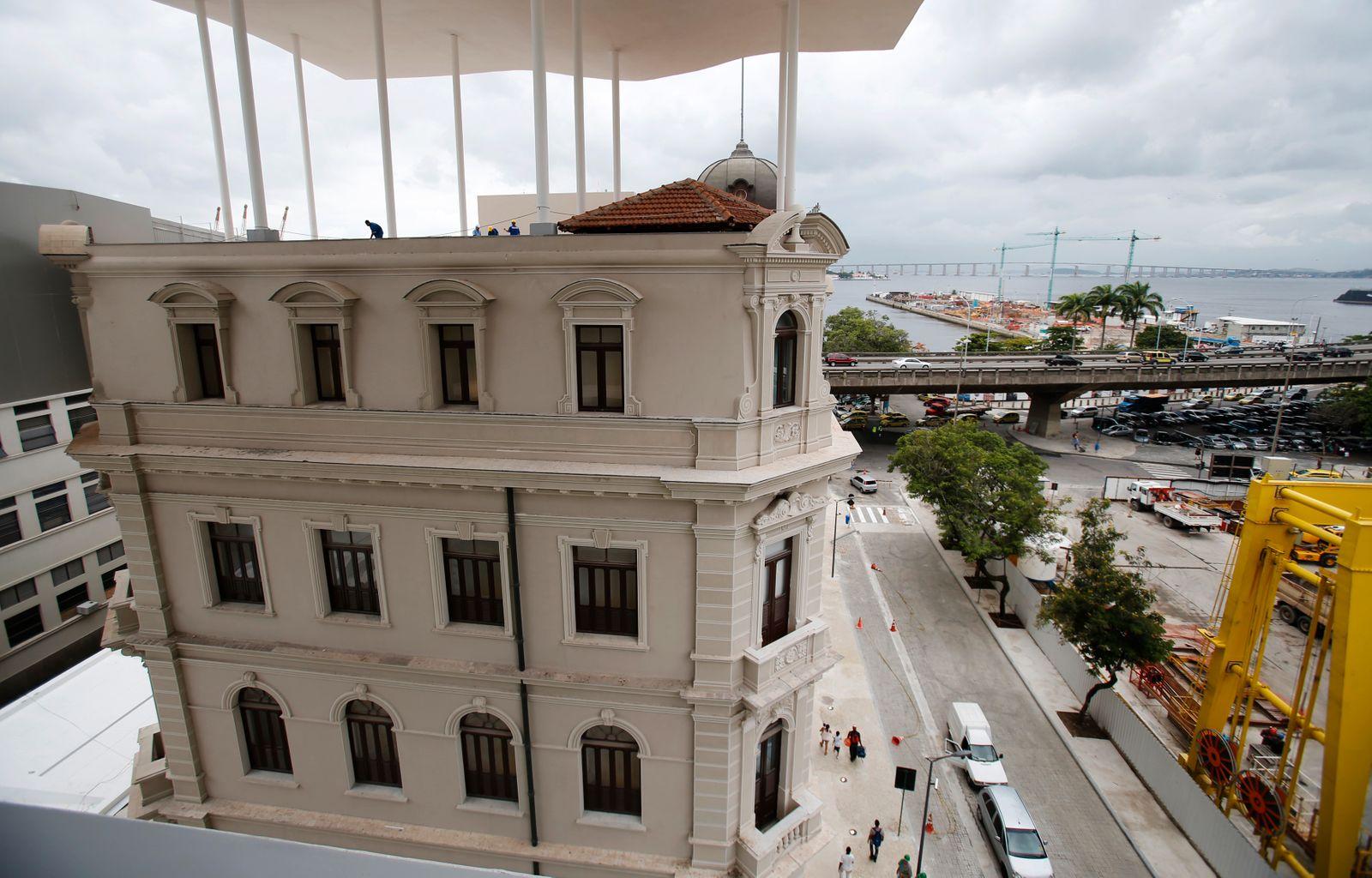 Rio Museum of Art / Brasilien