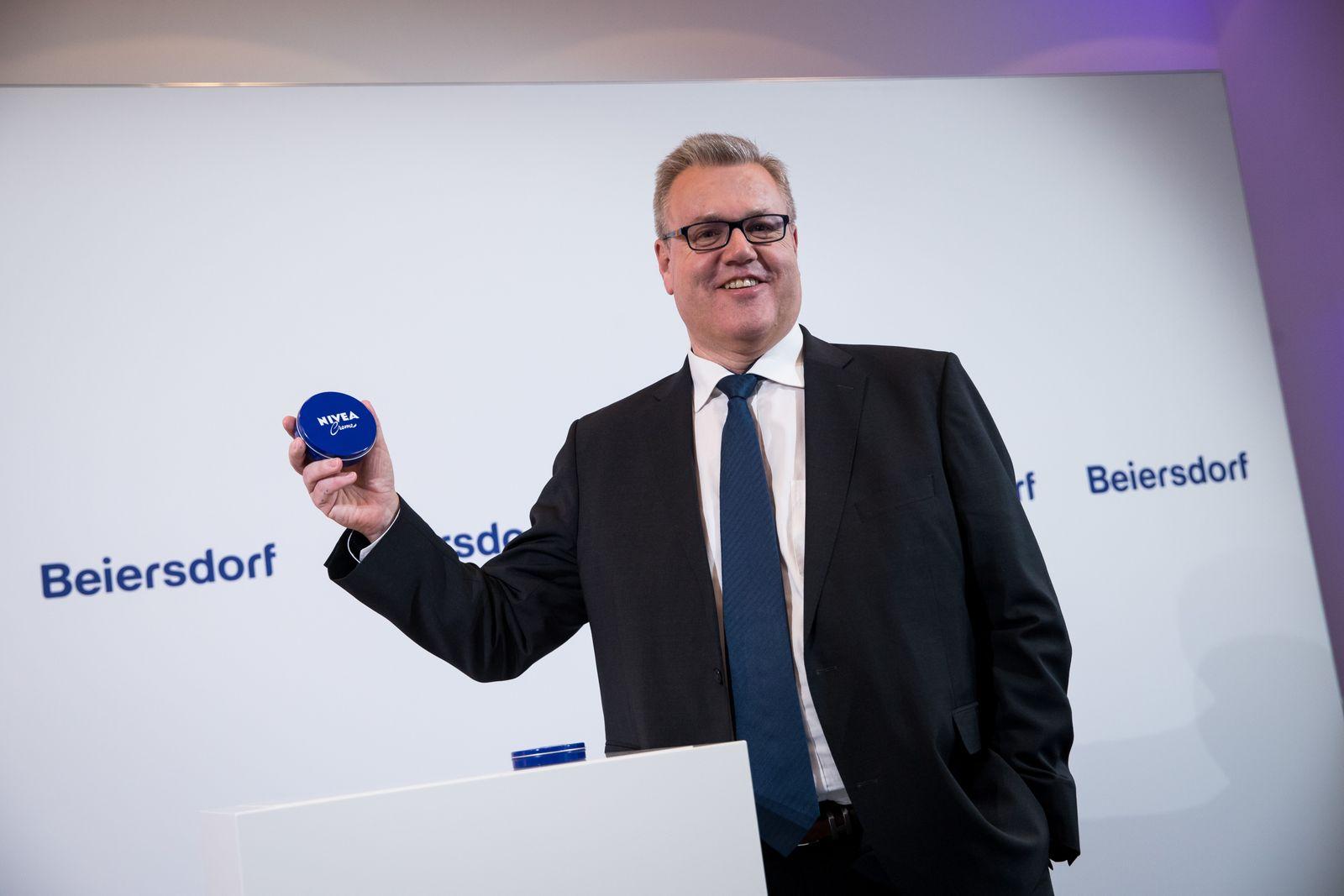Beiersdorf - Jahreszahlen