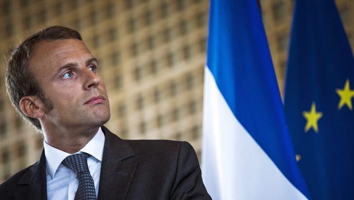 Emmanuel Macron: Dieser Mann ist Favorit auf Frankreichs Präsidentenamt