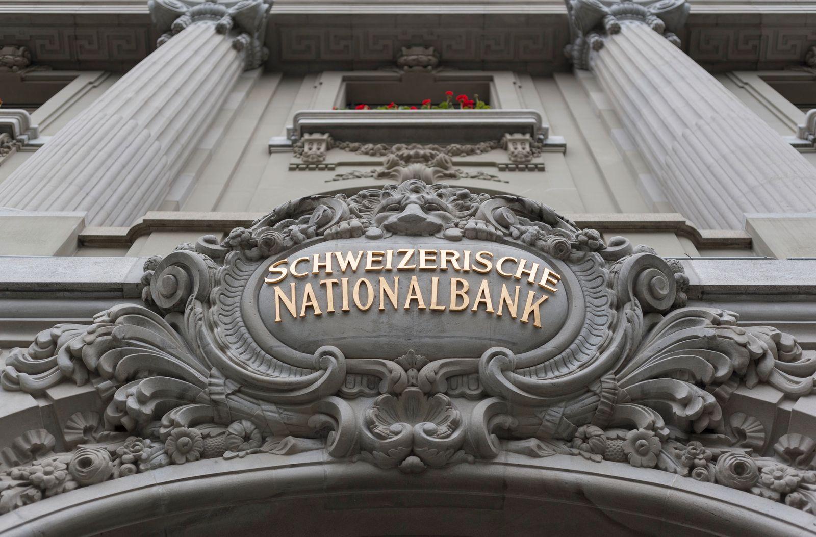 NICHT MEHR VERWENDEN! - Schweizerische Nationalbank