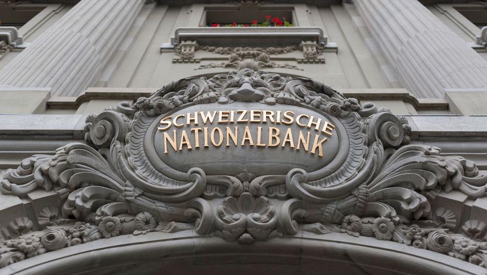 """Schweizerische Nationalbank in Bern: """"Geld ist heute ein Produkt des Finanzmarkts"""""""
