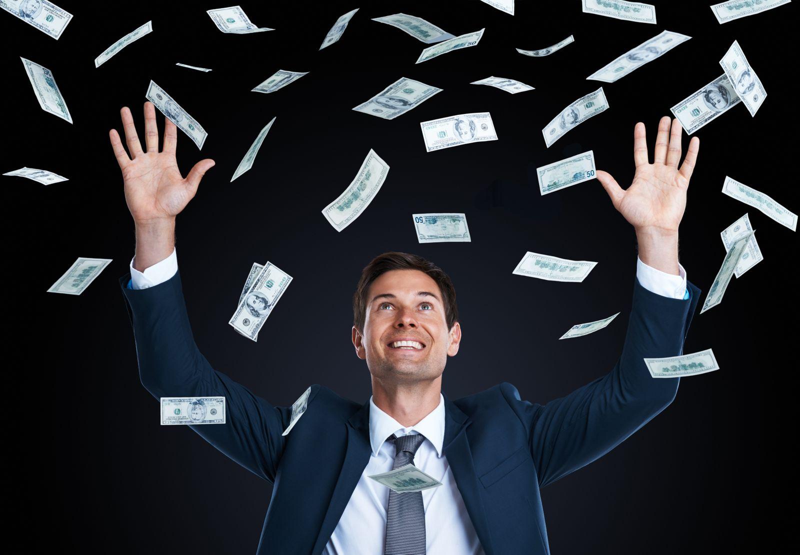 EINMALIGE VERWENDUNG Maßlosigkeit / Geld