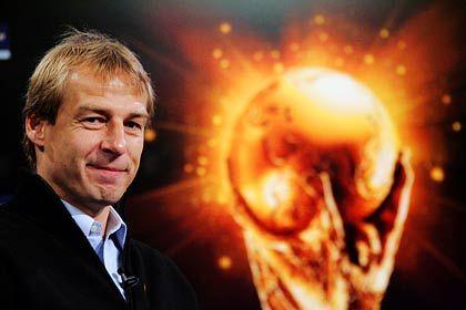 Vorbild für Manager: Ex-Bundestrainer Klinsmann