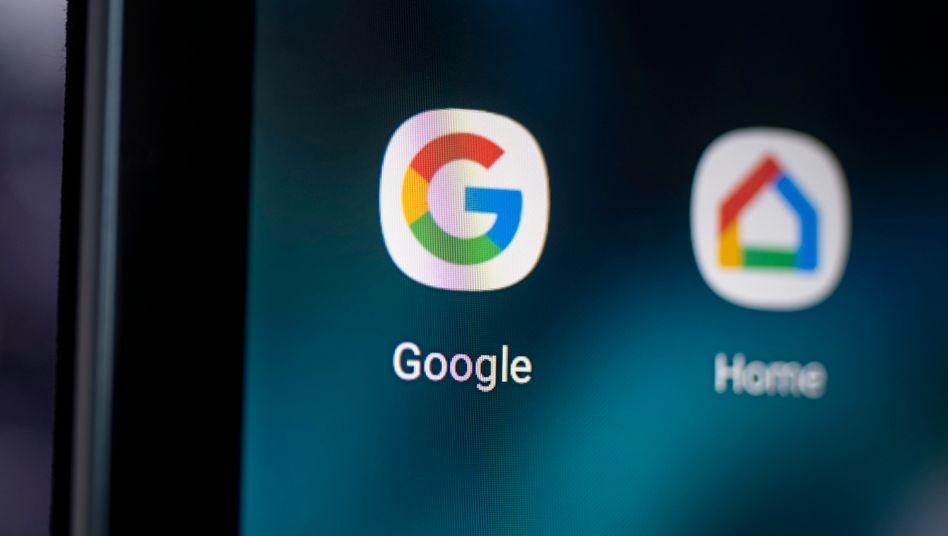 Marktmacht: Voreingestellte Apps der Suchmaschine auf Android-Smartphone