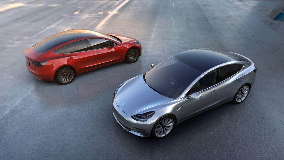 Tesla Model 3: Strahlende Zukunft in Fessenheim?