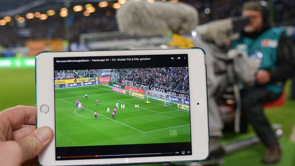 Sky: 9,3 Millionen Pfund pro Premier League Partie - bislang waren es rund 11 Millionen Pfund