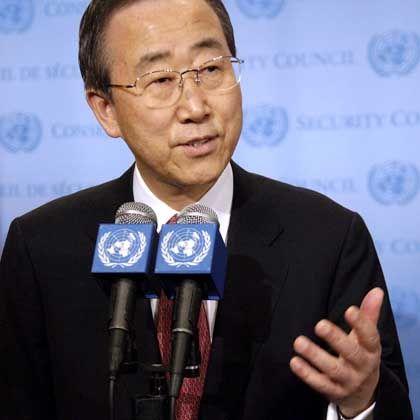 """""""Schlimmste Szenarien"""": UN-Generalsekretär Ban Ki Moon fordert schnelles und entschiedenes Handeln"""