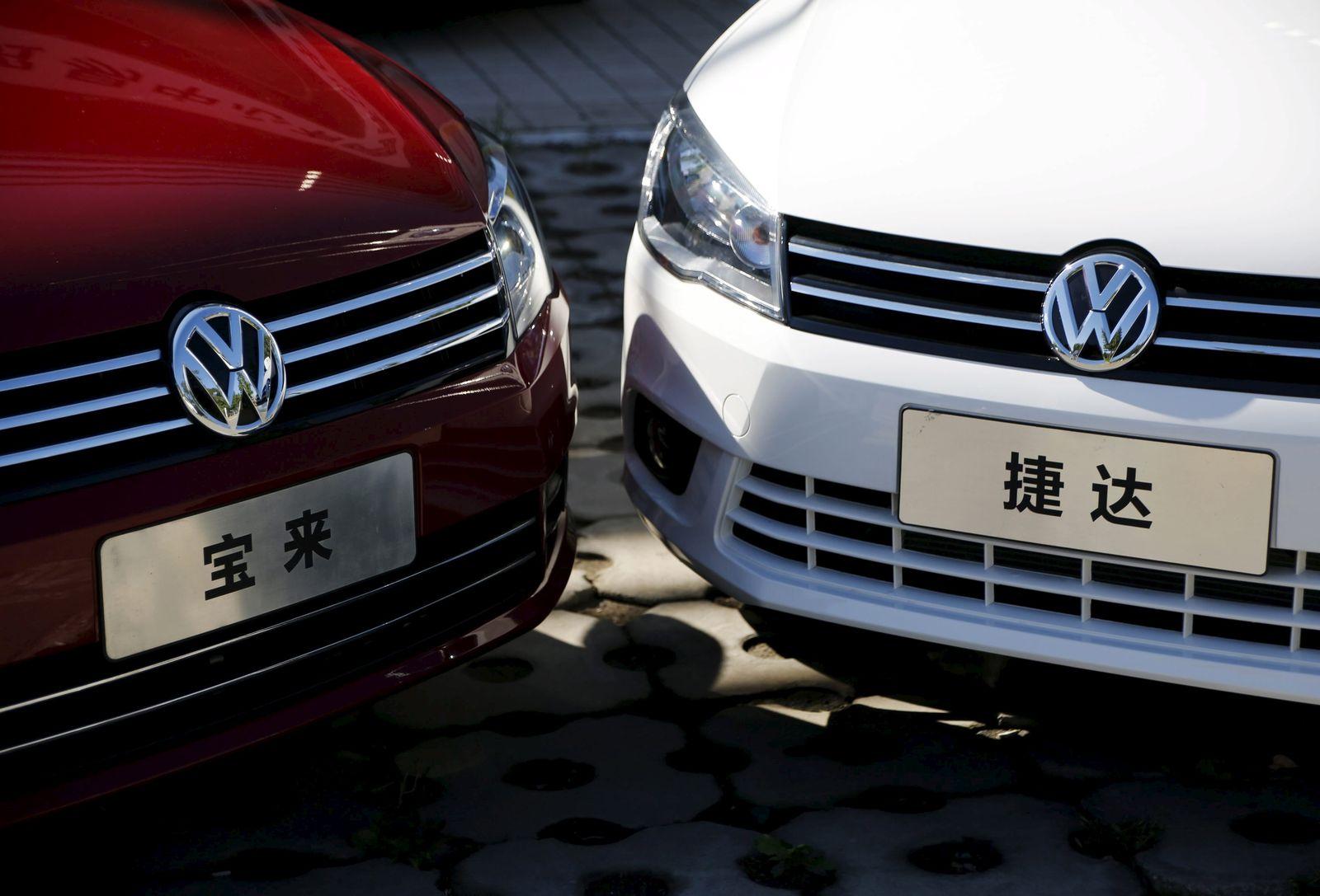 Volkswagen VW China