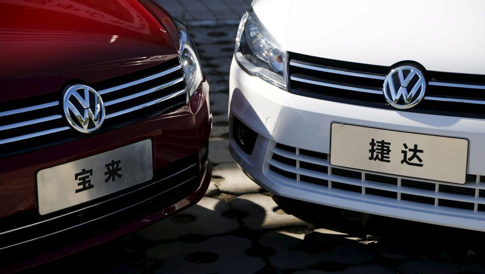 VW verstärkt sich in China und geht eine Kooperation mit dem Elektroauto-Hersteller Anhui Jianghuai Automobile ein