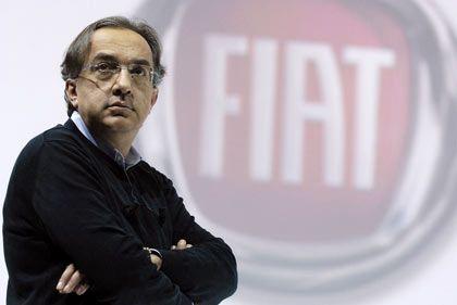 Hochfliegende Pläne: Fiat-Chef Marchionne will mit Opel und Chrysler einen Autokoloss formen
