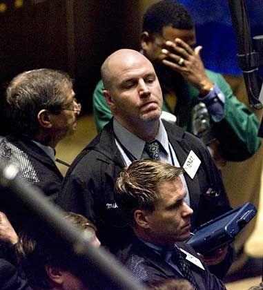 """Händler in New York: """"Der angelsächsische Finanzkapitalismus wird der große Verlierer sein"""""""