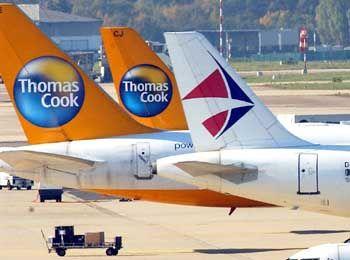 Thomas Cooks Charterlinie: Orientierung an den Billigfliegern