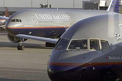 100 Millionen Dollar müssen eingespart werden: United Airlines