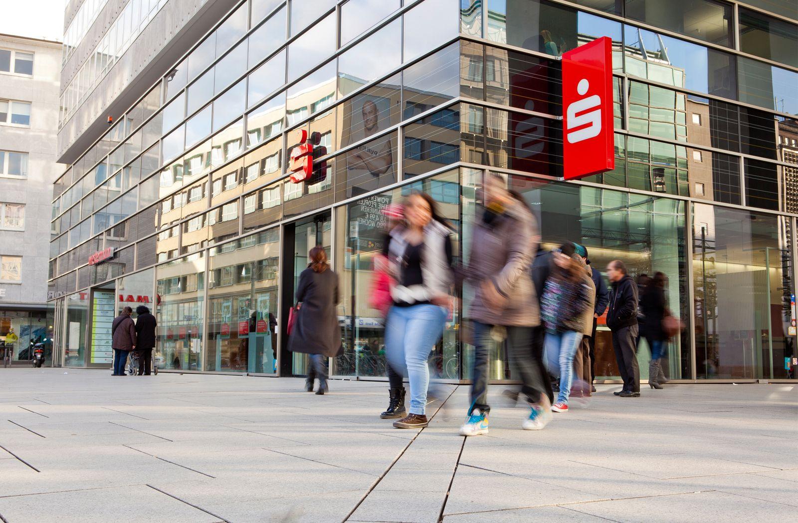 Frankfurter Sparkasse / Filiale Konstablerwache