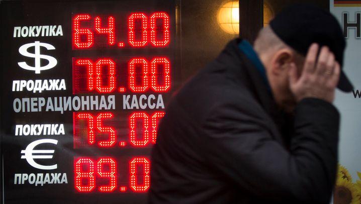 Rubel, Ölpreis, Exporte: Was die Russland-Krise für den Dax bedeutet