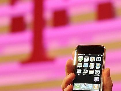 Auslöser des Streits: Das iPhone von Apple