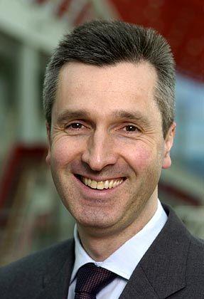 Robert Friedmann (39): Sprecher der Konzernführung der Würth-Gruppe