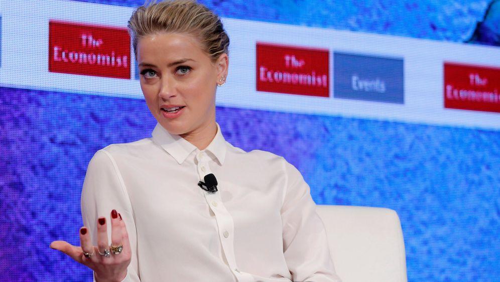 Elon Musk und Amber Heard: Der Milliardär und die Schauspielerin