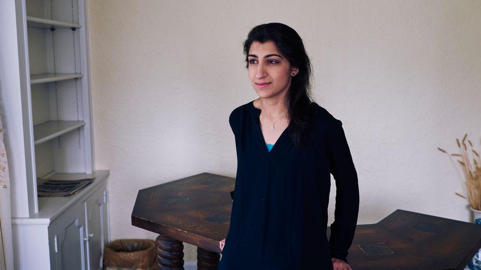 """""""Wir müssen nicht mit Monopolen leben"""": Die Juristin Lina Khan gilt als Kopf einer neuen Antitrust-Bewegung"""