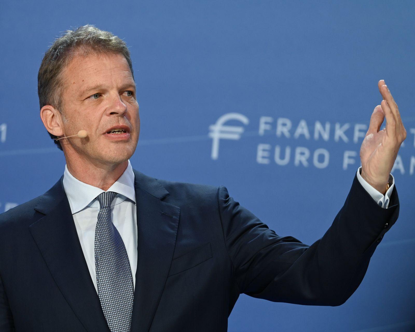 """Finanzkonferenz """"Frankfurt Euro Finance Summit"""""""
