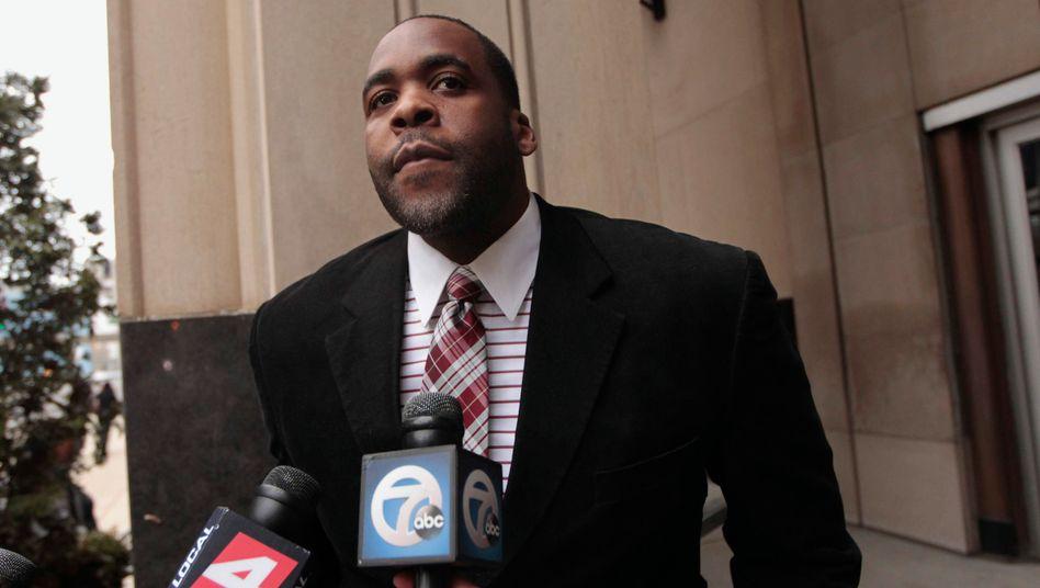 Ehemaliger Bürgermeister Kwame Kilpatrick: Lange Haftstrafe wegen Korruption
