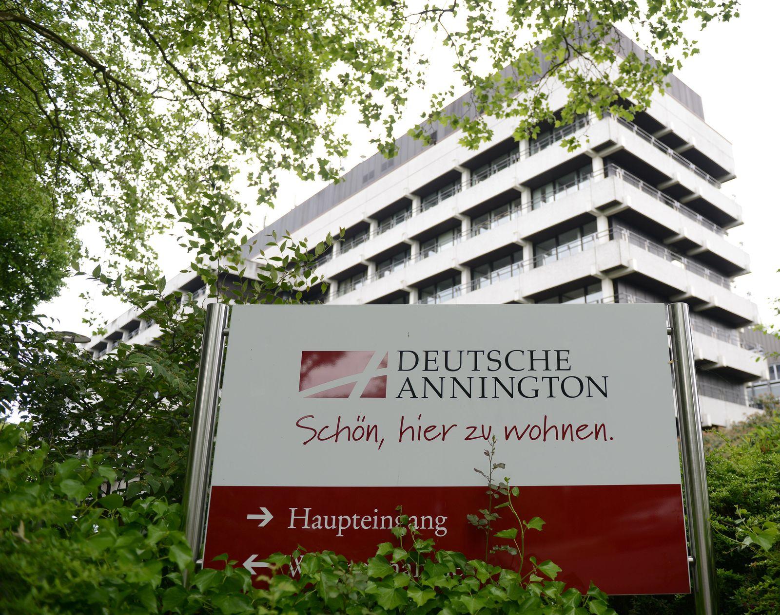 Deutsche Annington startet an der Börse