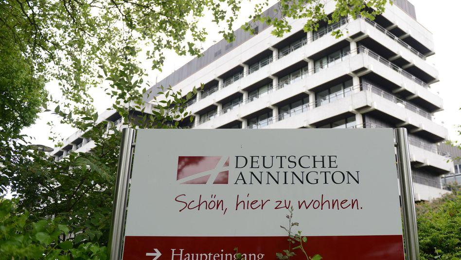 Annington-Zentrale Bochum: Deutschlands größter Wohnungskonzern hat einen neuen Großaktionär