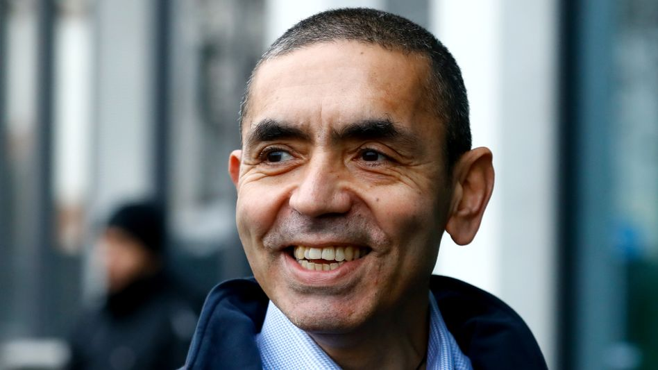 Im Eiltempo: Biontech-Chef Uğur Şahin will die Schutzlücke für Kinder schließen