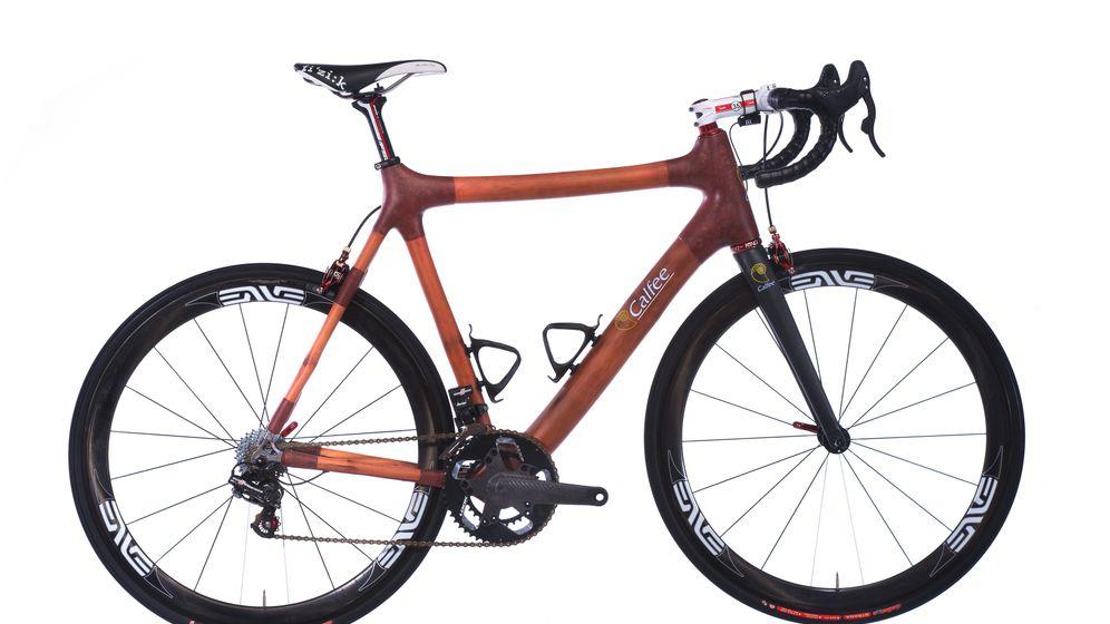 Bikes aus Holz und Bambus: Räder für die Ewigkeit
