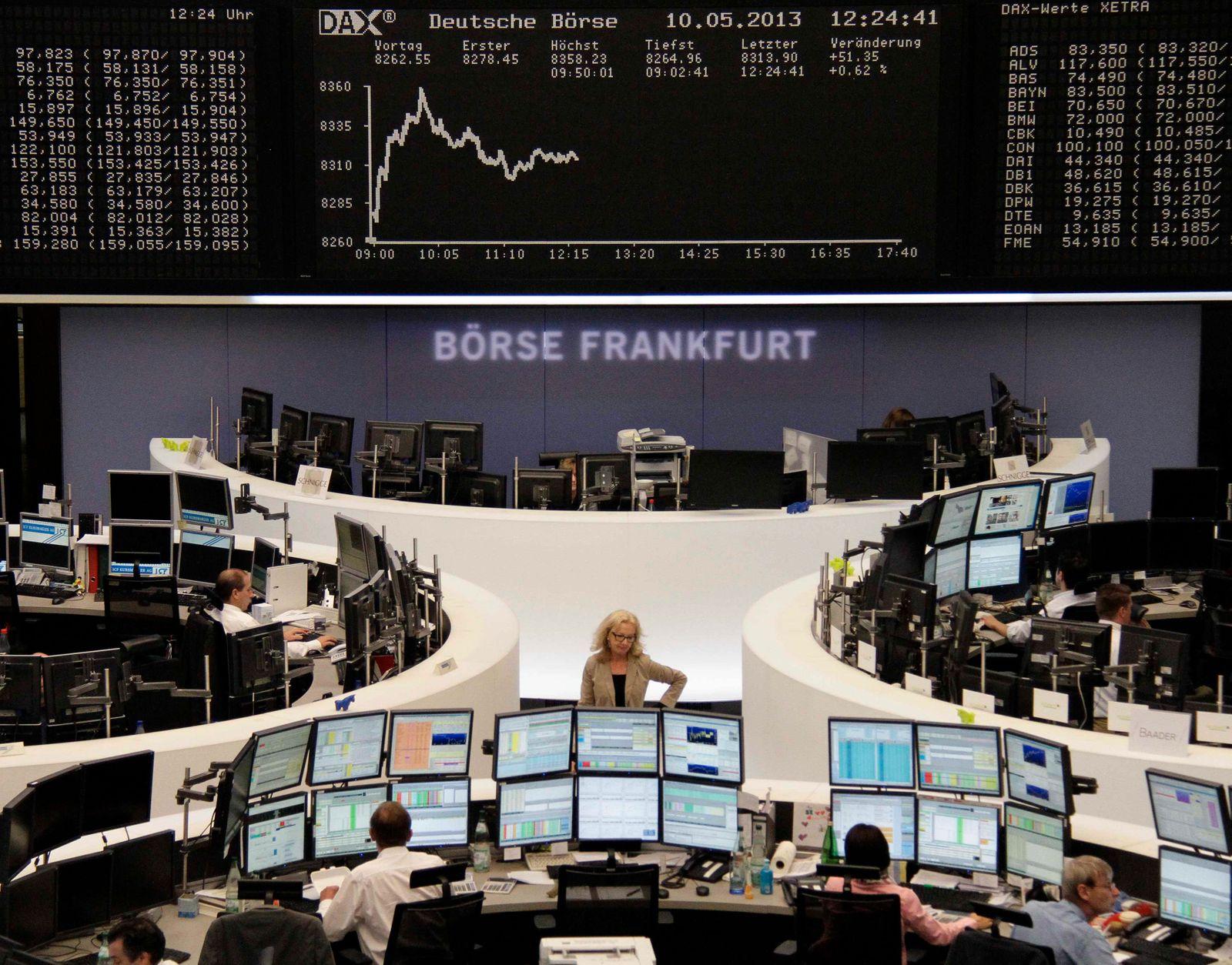 Börse / Frankfurt / DAX neutral