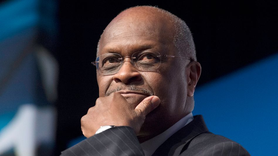 Herman Cain für Fed-Posten nominiert