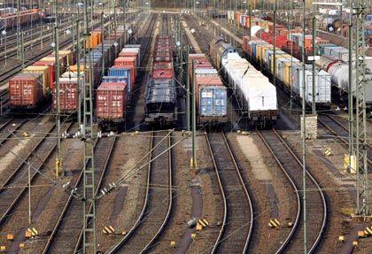 Transport auf der Schiene: Waggonvermieter VTG macht wieder bessere Geschäfte