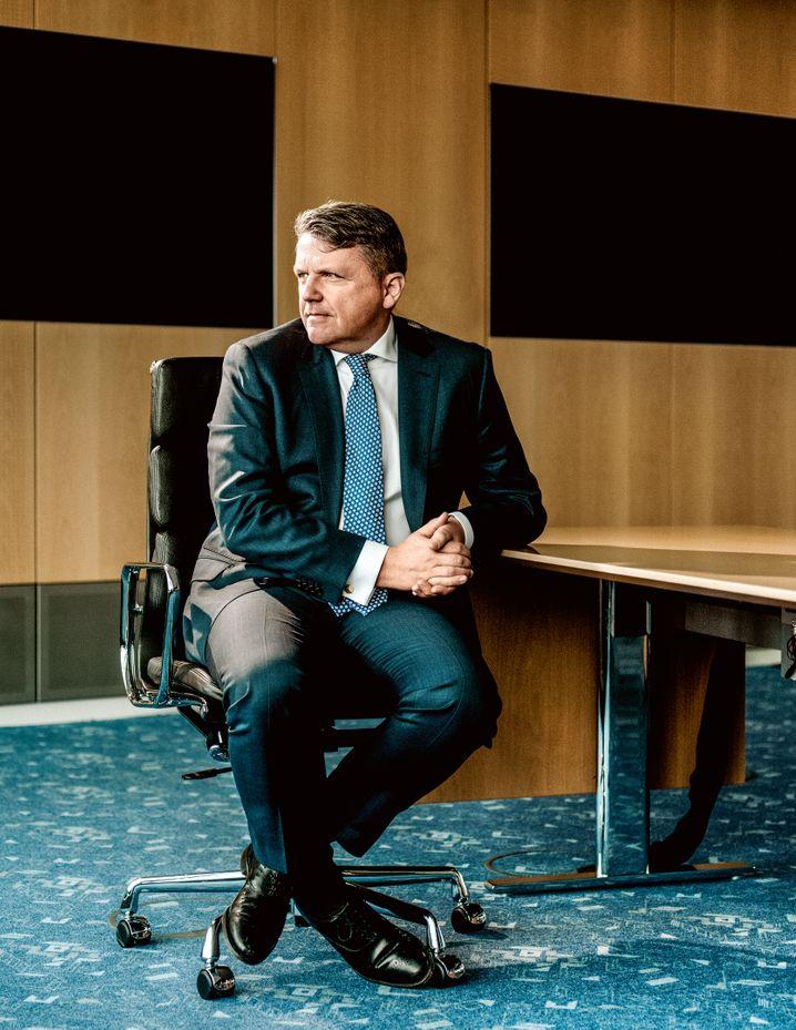 Firmenjäger: Fresenius-Chef Stephan Sturm.
