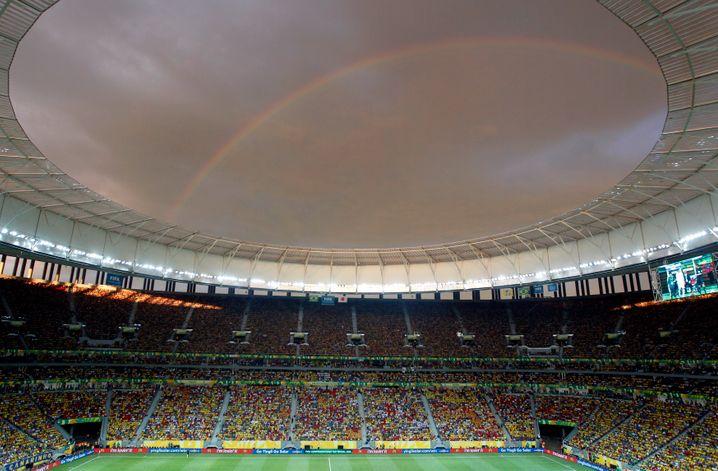 Estádio Nacional - Mané Garrincha in Brasília